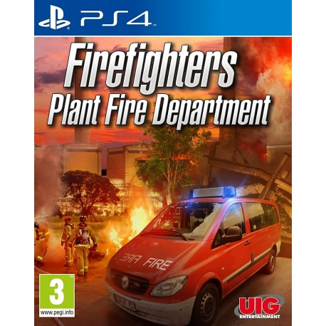 Firefighters: Plant Fire Department-ps4