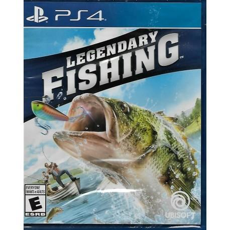 Legendary Fishing-ps4
