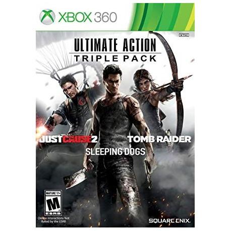 Ultimate Action Triple Pack-x360-bazar