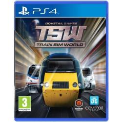 Train Simulator World-ps4