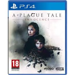 A Plague Tale: Innocence-ps4
