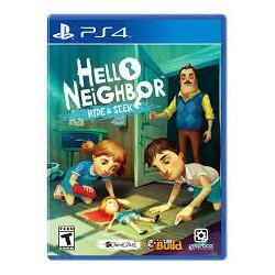 Hello Neighbor Hide & Seek-ps4