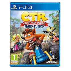 Crash Team Racing: Nitro Fueled-ps4