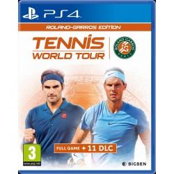 Tennis World Tour - RG Edition-ps4