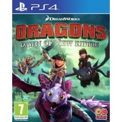 Dragons dawn of new riders-ps4