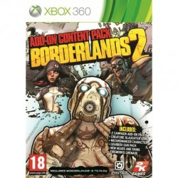 Borderlands 2: Add-On Content Pack-x360-bazar