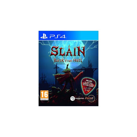 Slain: Back from Hell-ps4