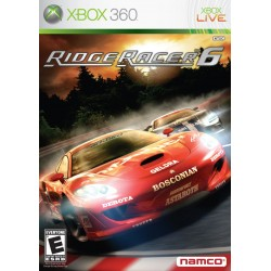 Ridge Racer 6-x360-bazar
