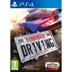 Dangerous Driving -PS4