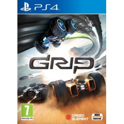 Grip: Combat Racing -PS4