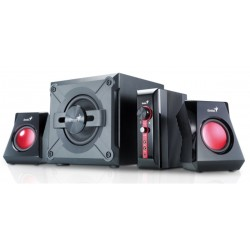 Speaker GENIUS SW-G2.1 1250 38W gaming-pc