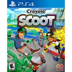 Cryola Scoot-ps4