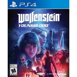 Wolfenstein: Youngblood-ps4
