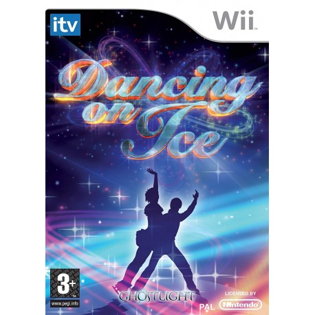 Dancing on Ice-wii-bazar