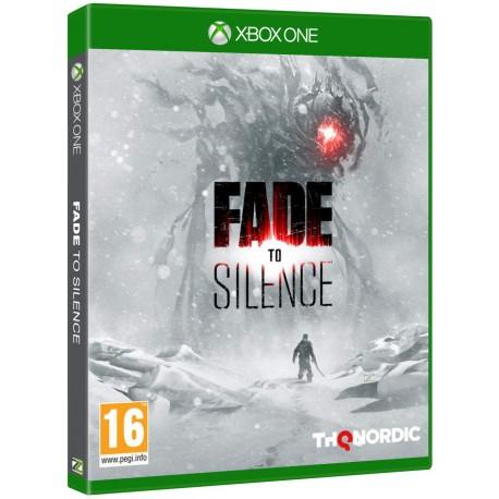 Fade to Silence-xone