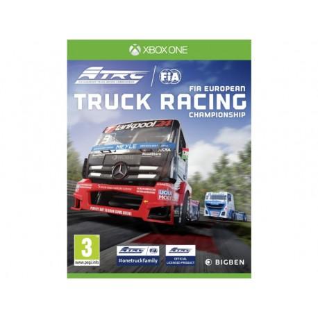 FIA European Truck Racing-xone