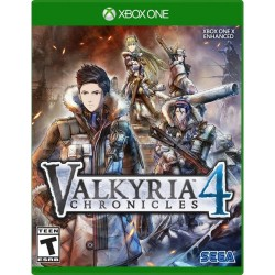 Valkyria Chronicles 4-xone