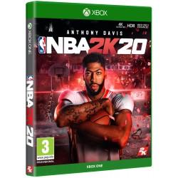 NBA 2K20-xone