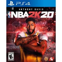 NBA 2K20-ps4