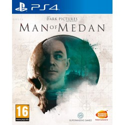 The Dark Pictures Anthology - Man Of Medan-ps4