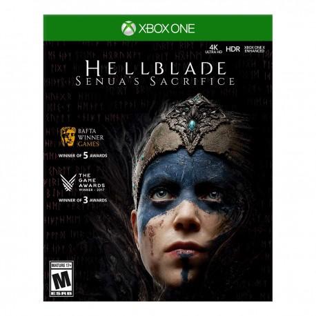 Hellblade: Senuas Sacrifice-xone