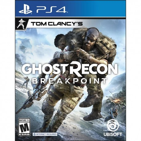 Tom Clancys Ghost Recon Breakpoint-ps4