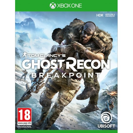 Tom Clancys Ghost Recon Breakpoint-xone