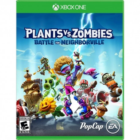 Plants vs. Zombies: Battle for Neighborville-xone