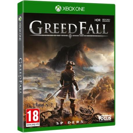 GreedFall-xone
