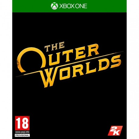 The Outer Worlds-xone