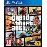 GTA V PREMIUM ONLINE EDITION-ps4