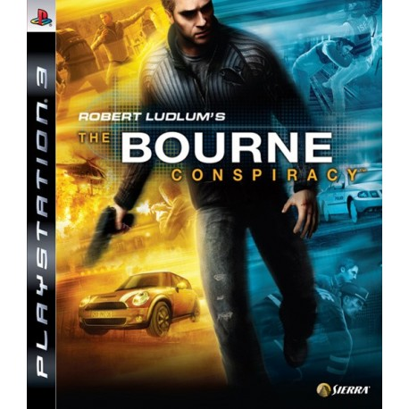 The Bourne Conspiracy-ps3-bazar