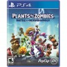 PLANTS VS ZOMBIES: BATTLE FOR NEIGHBORVILLE-ps4