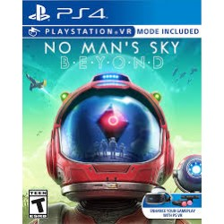 No Mans Sky Beyond VR-ps4