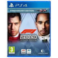 F1 2019 Anniversary Edition-ps4