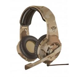 Sluchátka TRUST GXT 310C Radius gaming, desert-ps4-příslušenství