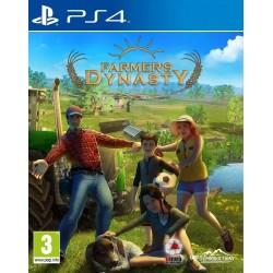 Farmers dynasty-ps4