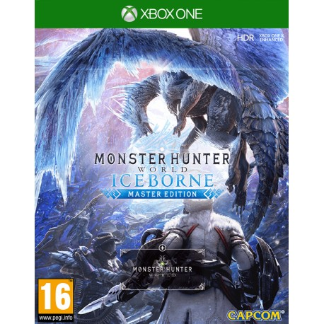 Monster Hunter World: Iceborne Master Edition-xone