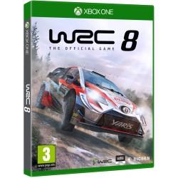 WRC 8-xone