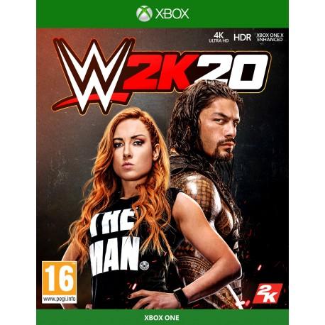 WWE 2K20-xone