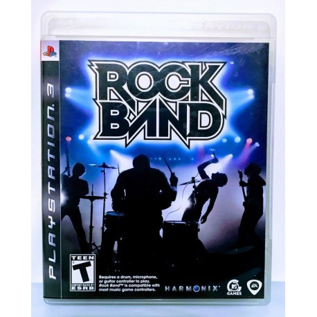 Rock Band-ps3-bazar