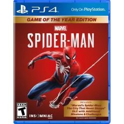 Spider-man GOTY-ps4