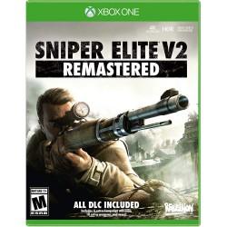 Sniper Elite V2 Remastered-xone