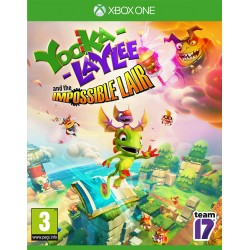 Yooka-Laylee and the Impossible Lair-xone
