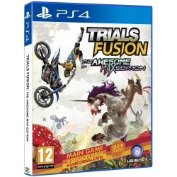 Trials Fusion (The Awesome Max Edition)-ps4-bazar