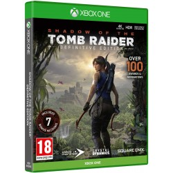 Shadow of the Tomb Raider Definitive Edition-xone