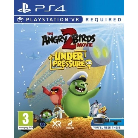 ANGRY BIRDS THE MOVIE 2: UNDER PRESSURE VR-ps4