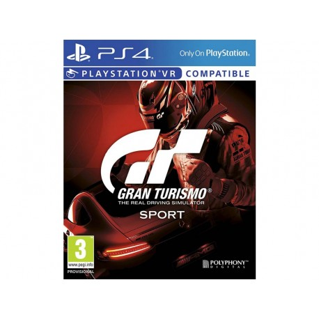 Gran Turismo Sport Spec II-ps4