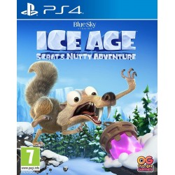 ICE AGE: SCRATS NUTTY ADVENTURE - ps4