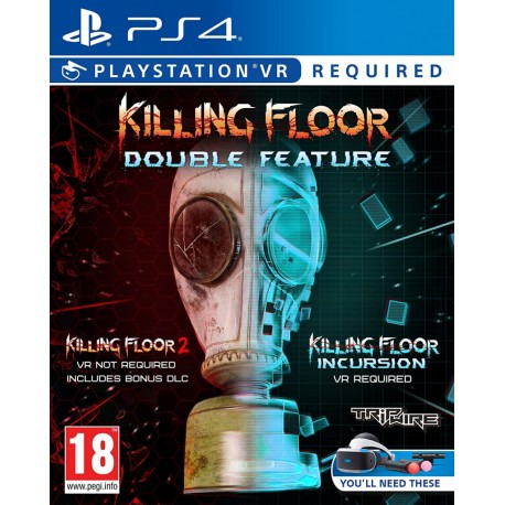Killing Floor: Double Feature VR-ps4